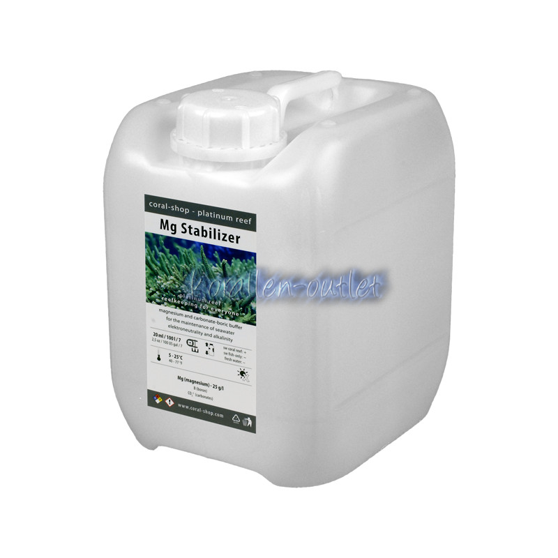 Coral-Shop Mg Stabilizer 5 l