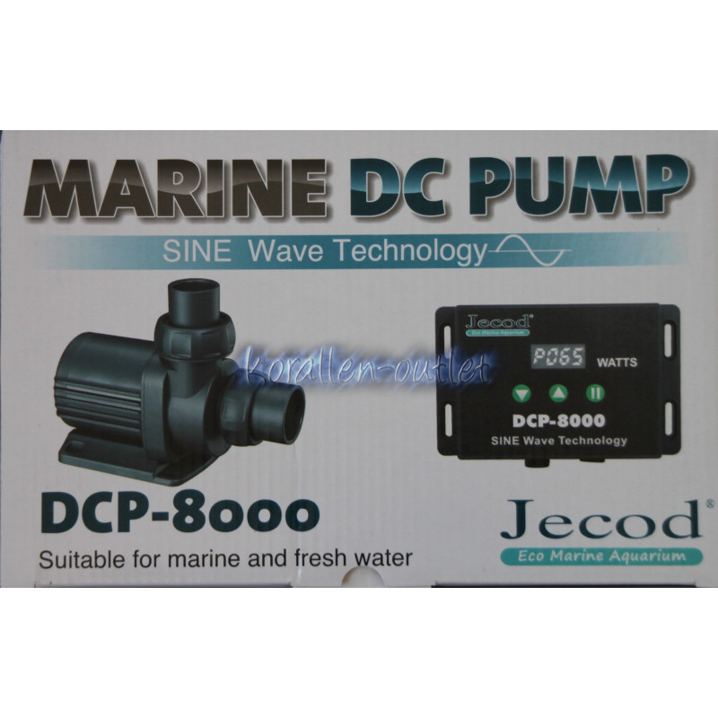 Jebao Brushless DC Pump DCP-8000
