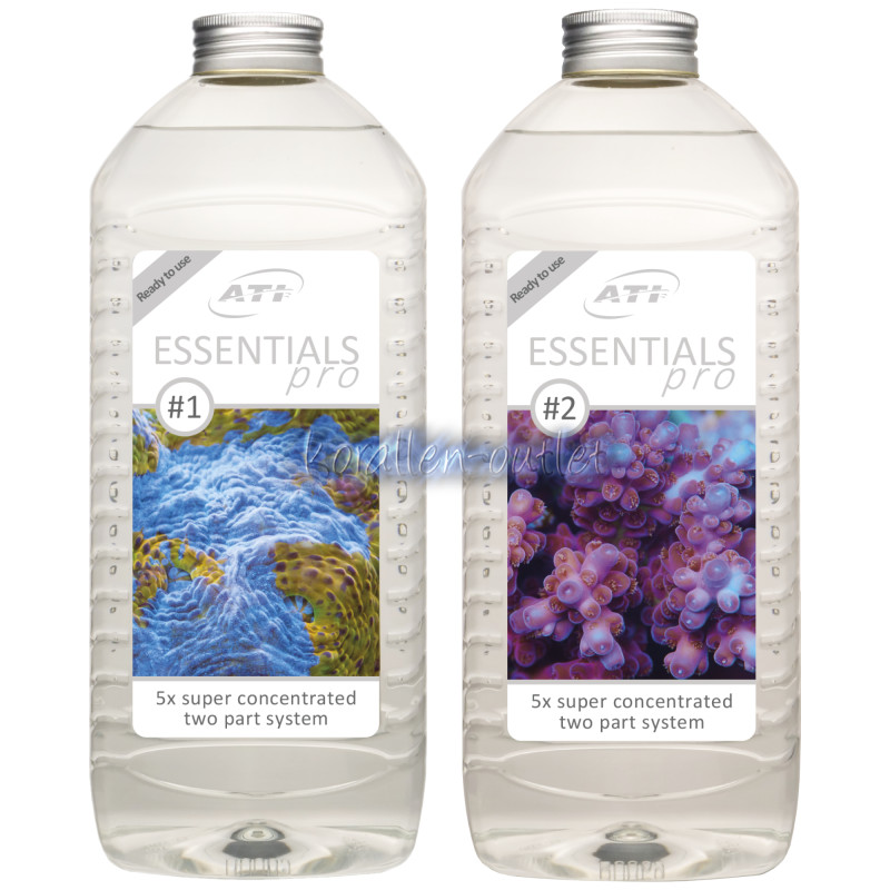 ATI Essentials pro Set 2 x 10 Liter
