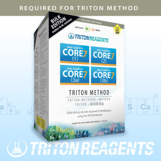 Triton SET Bulk Edition Core7 Base Elements nach der...