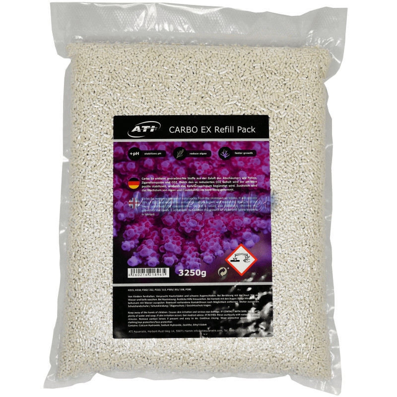 ATI Carbo Ex Refill Pack 3250 g