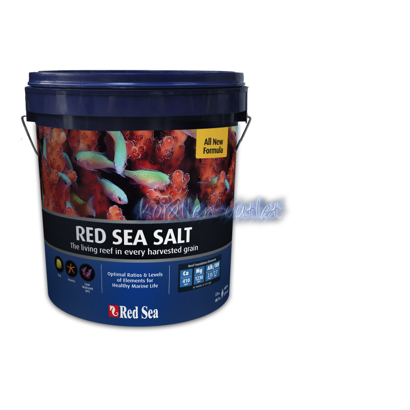 Red Sea Meersalz Eimer 22Kg