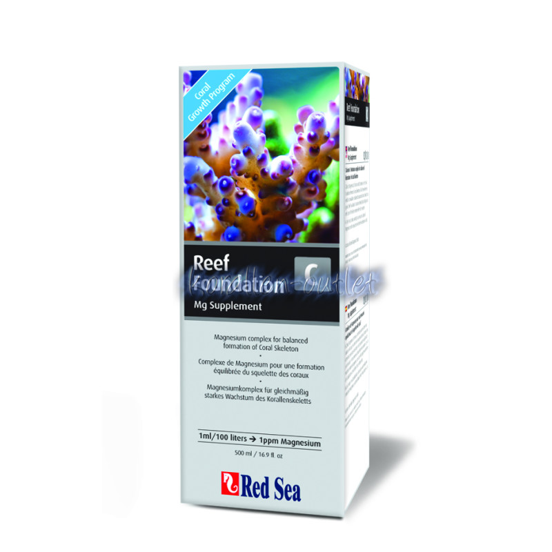 Red Sea Reef Foundation C (Mg) 500ml