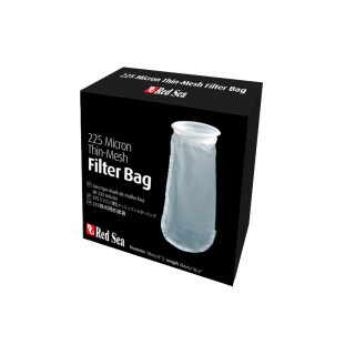 Red Sea Reefer 225 micron Thin-mesh filter bag