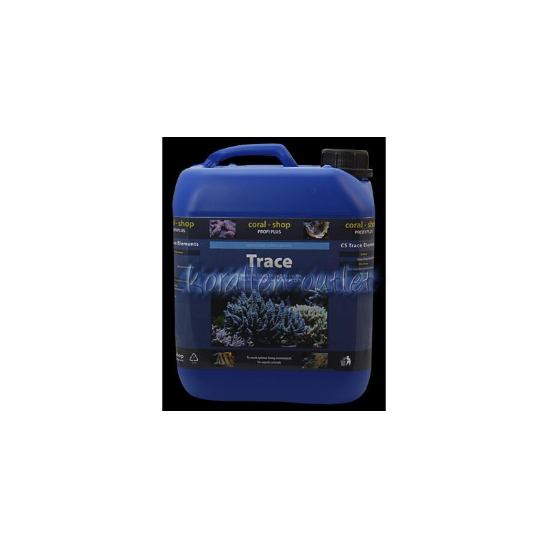 Coral-Shop Trace Elements PP 5 l